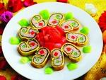 Seaweed Roll Recipe - Good Wishes Seaweed Roll, Shanghai Style