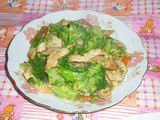 Chicken with Broccoli Recipe
