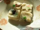 Chinese dessert rice cake