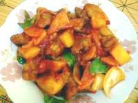Chinese Recipe: Sweet and Sour Pork Recipe