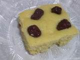 Cornmeal Cake Cube