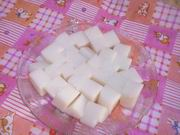 Almond Tofu - Chinese dessert
