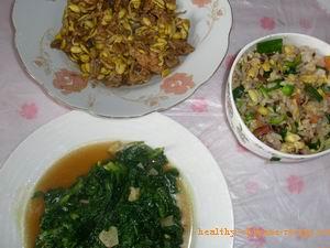 Chinese meal plan