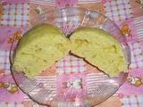 Steamed Cornmeal Bread